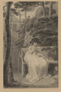 "Thomas Stothard's Illustration to Richardson's ""Clarissa"""