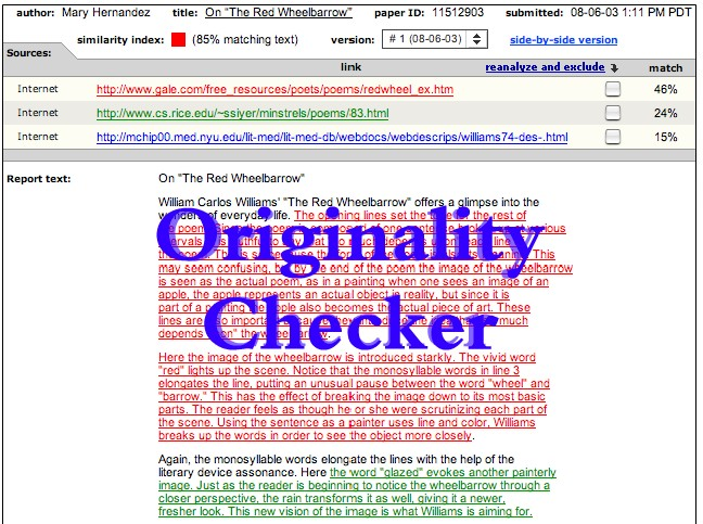 dissertation plagiarism checker Free plagiarism checker such as found in sites offering free sample dissertations or free dissertation examples free dissertations are filled with.